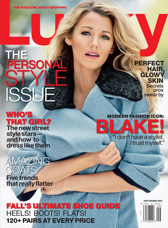 Blake+Lively+Lucky+Magazine+September+2013+1