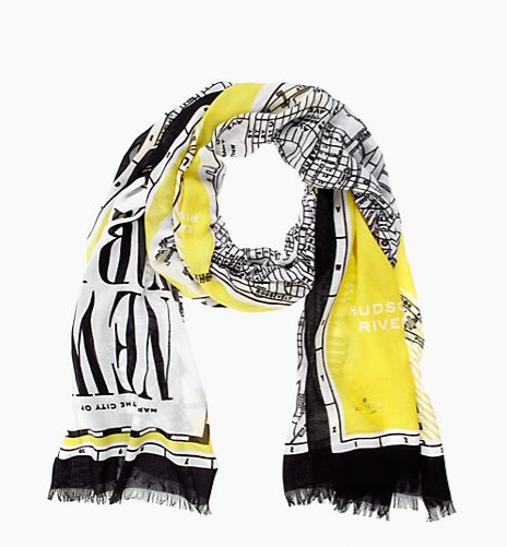 NYC Scarf