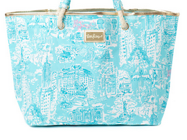 Lilly Shoreline tote