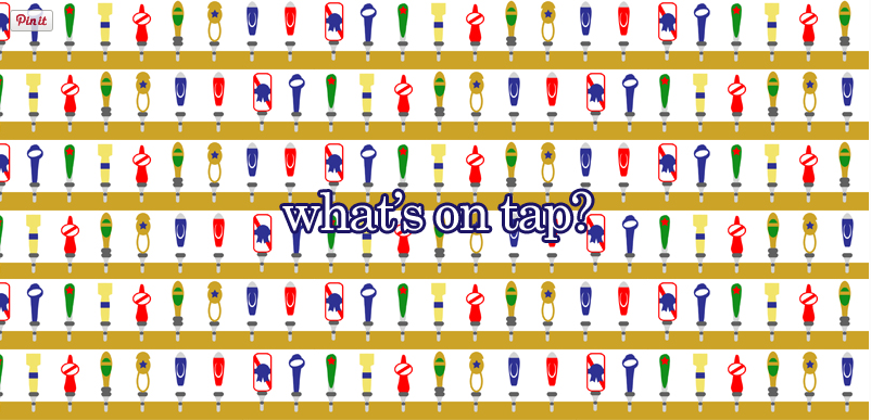 Whats On Tap?