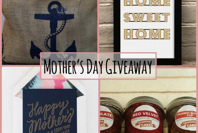 mother's day giveaway prizes