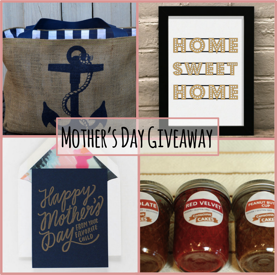 Martha S Vineyard Cottage Giveaway Winners: Mother's Day Giveaway