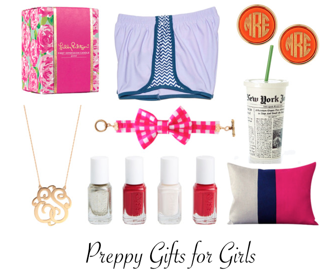 Preppy Gifts for Girls